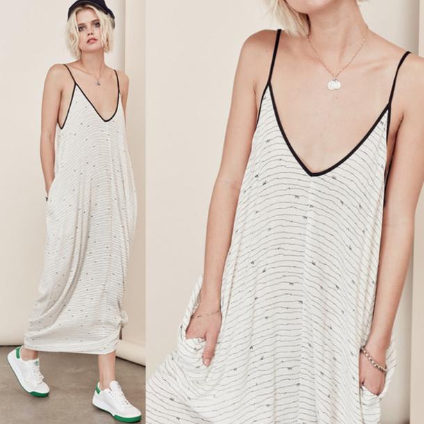 i love maxi dress pockets