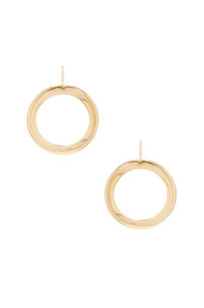 Elizabeth and James Avila Earrings in gold / metallic