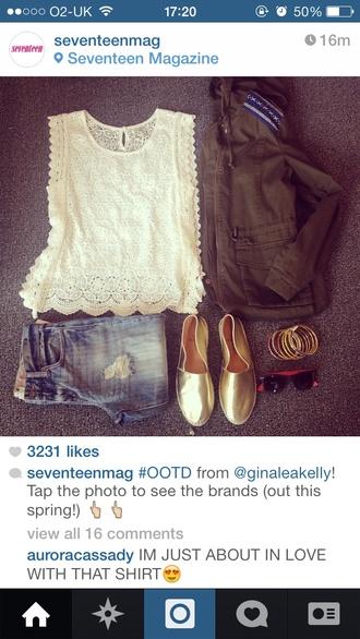 t-shirt jacket top top indie boho style metallic shoes