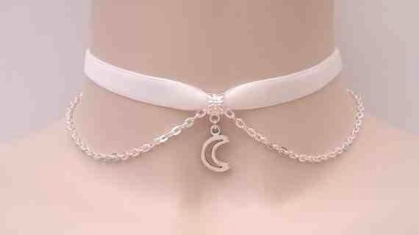 jewels choker necklace pastel pastel grunge kawaii kawaii grunge pink