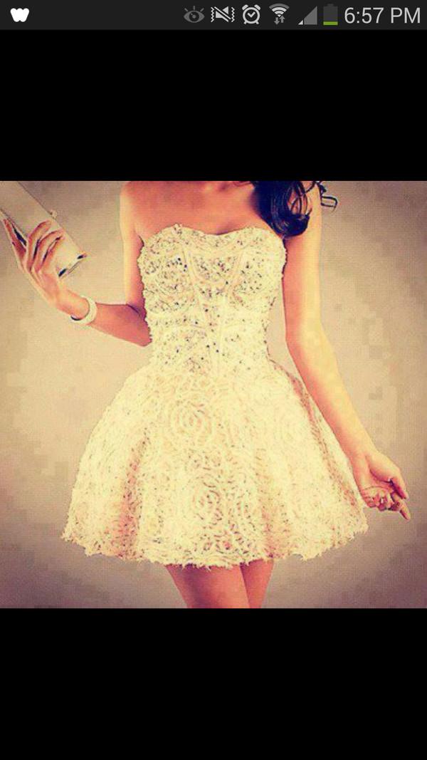dress prom glitz glitter glamour prom dress short short prom dress cute