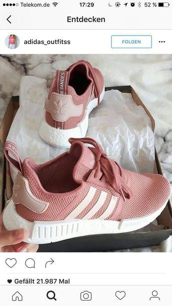 nouveau concept fa5aa fd9e1 adidas la marque pink
