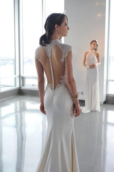 wedding clothes dress