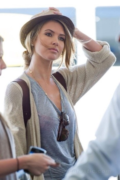 sweater cardigan audrina patridge comfy brandy