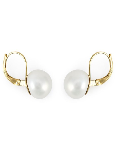 pearl earrings women pearl earrings silver white jewels