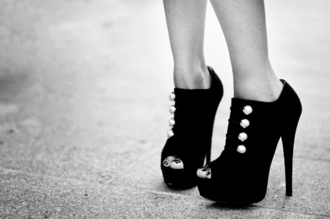 shoes high heels heels blue shoes louboutin blue heels gold buttons boots open toes black black booties