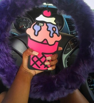 phone cover cupcake cute iphone case