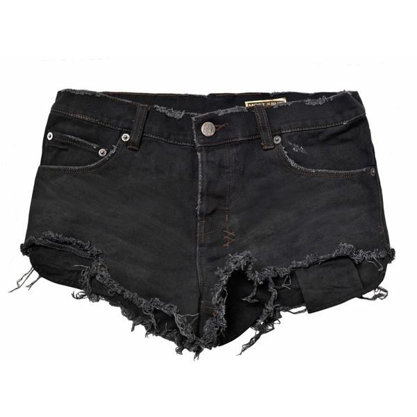 Ksubi Albuquerque stitch detail shorts - Polyvore