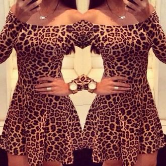 dress cheetah print cheetah print dress