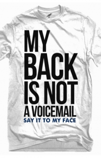 Voicemail T-Shirt - Chris Crocker T-Shirts - Official  Online Store on District Lines
