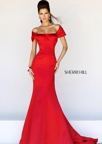dress sherri hill gown formal