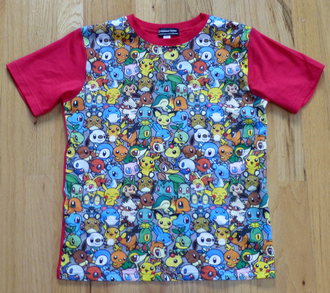 shirt pokemon pokemon center