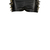 The Amazon | Webshop voor dameskleding :: Broeken :: Leatherlook Spike Short - Zwart