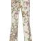Floral flared pants | moda operandi