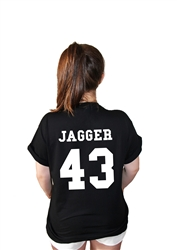 Jagger '43 Unisex DOB T-Shirt
