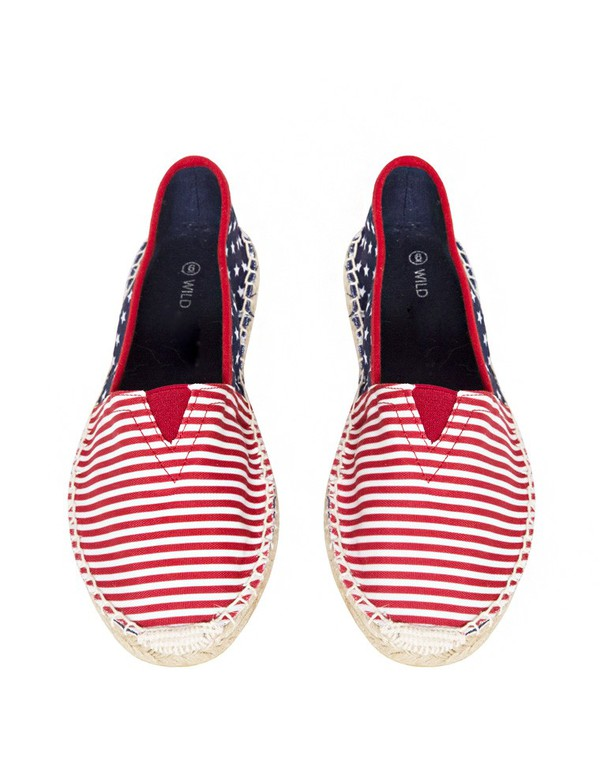 shoes cute shoes striped shoes espadrilles affordable clothes pixie market