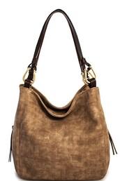 bag,tan,zip,shoulder bag