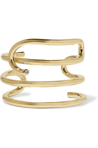cuff gold jewels