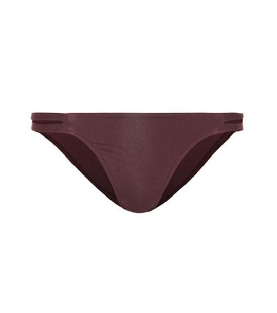 Melissa Odabash Indonesia bikini bottoms in brown