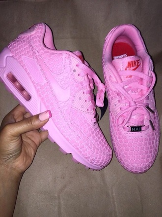 shoes pink nike shoes sneakers