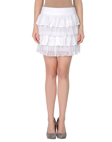 Yumi' Women - Skirts - Knee length skirt Yumi' on YOOX