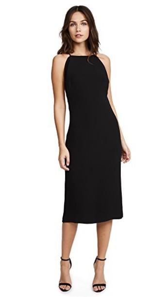 BRANDON MAXWELL dress backless dress backless black