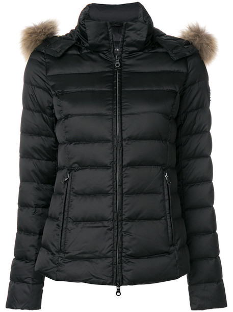 Hetregò jacket fur women black
