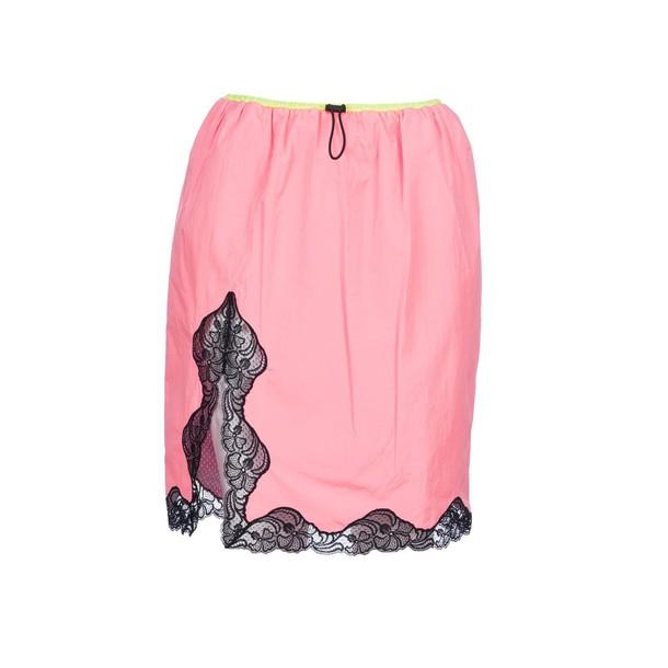 Alexander Wang skirt lace pink