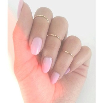 jewels middle ring stacked rings knuckle ring the little finger ring rings for women womens rings middle thick stacking rings stackable ring the middle