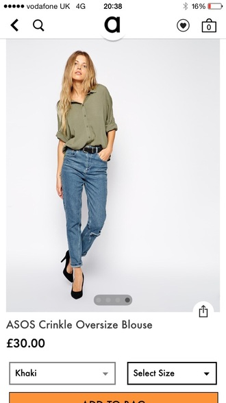 jeans high waisted jeans asos