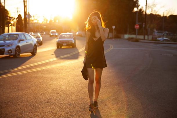 fashiontoast blogger dress spaghetti strap