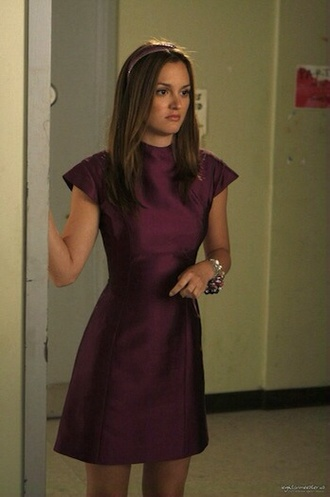 dress blair waldorf gossip girl dress leighton meester