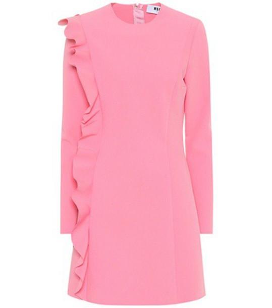 MSGM pink dress