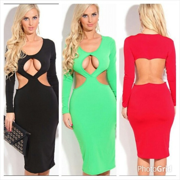 dress fashion celebrity designer blogger cecebtq bodycon sexy hot celebrity style
