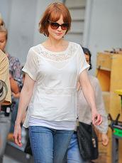blouse,nicole kidman,shirt,sunglasses,versace,jj sunglasses,cat eye