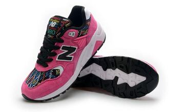 shoes wr580 newbalance pink black mesh womens sneakers worldwide shopping wholesale wholesale women shoes