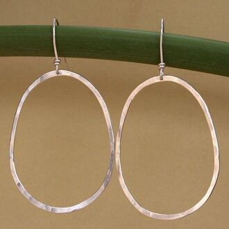 jewels silver hoop sterling silver hoop earrings silver earrings