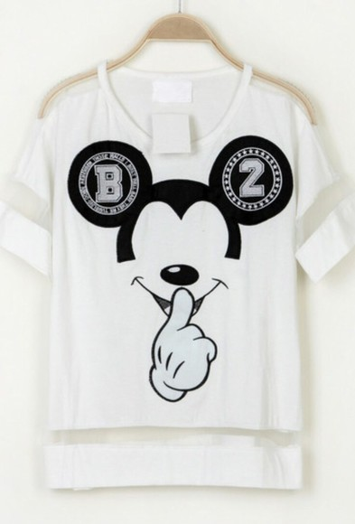 shirt t-shirt black white cotton top instagram b&w w&b t-shirts women t shirts summer top mesh mesh top mesh panel mesh t shirt white mesh mickey mouse mickey hands mickey mickeymouse gangster mickey b dope dope as f*** dope shit too dope dope ish dope af Dope l.a. l.a. style l.a new york new york city new york fucking city itsit boutique, instagram,, itsit clothing instagramfashion instagram fashion spring fashion style fashion