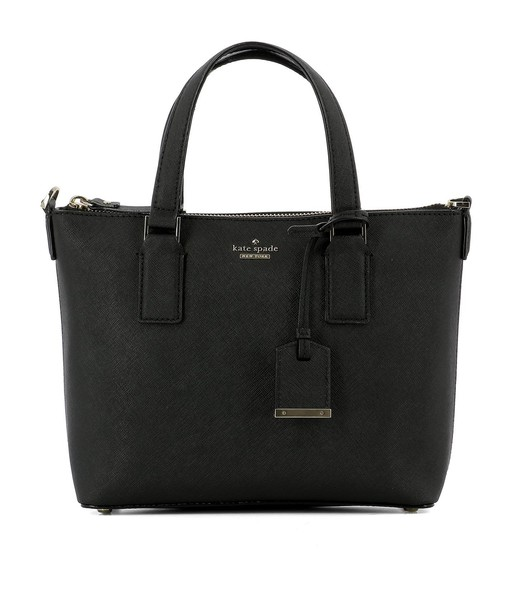 Kate Spade bag leather black black leather