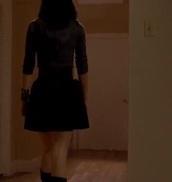 dress,Breaking Bad,brown dress