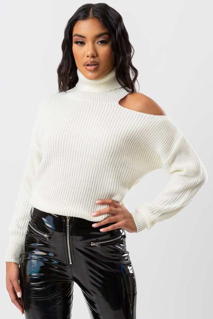 Yasmina Turtleneck Sweater