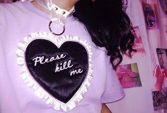 shirt kawaii pastel