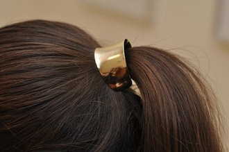 hair accessories hair ponytail hair/makeup inspo