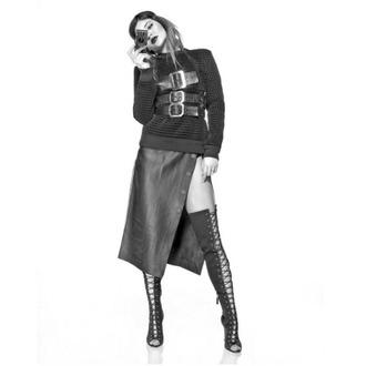 skirt midi skirt slit skirt kylie jenner booties knee high boots