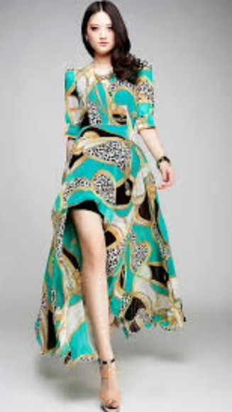emerald high low long sleeves unique long sleeve dress high low dress