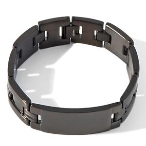 """1/4"""" id bracelet at hsn.com"""