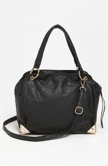 Cesca 'four corners' satchel