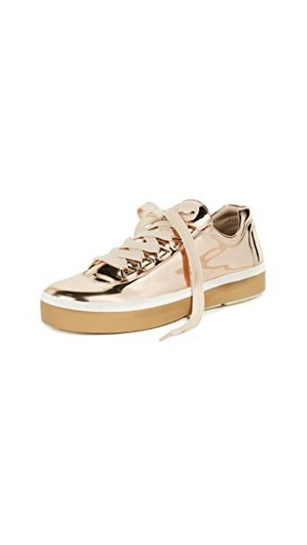 STUART WEITZMAN sneakers beige shoes