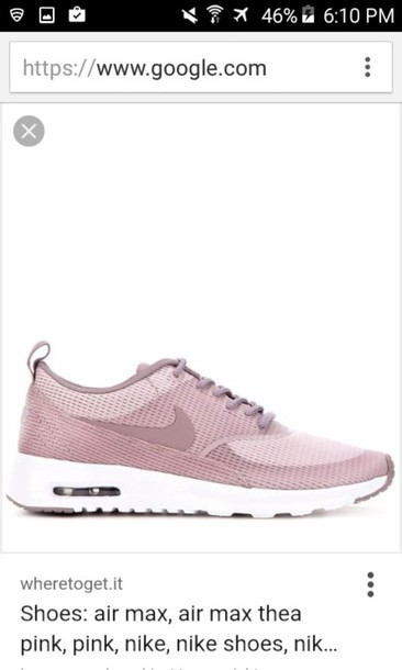 Nike Sportswear, Air Max Sneakers Low, rosa | mirapodo