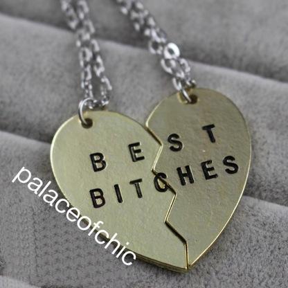 Best bitches set of 2